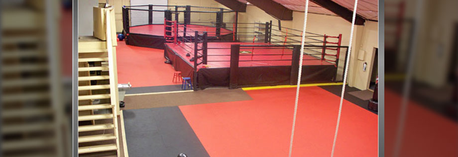 Two Rings at 8th Street Gym